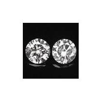 Diamante Lapidado Em Forma De Brilhante 0,16 Quilate
