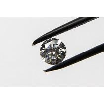 Diamante Natural 25 Pontos. Cor D. Vs1. Lapidação Brilhante