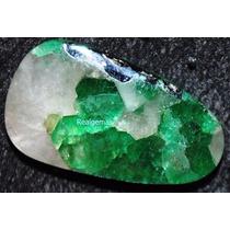 Realgemas - Esmeralda- Lapidada - 100%natural