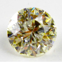 Lindo Diamante Fancy Intense Yellow 1.12 Cts If !!!