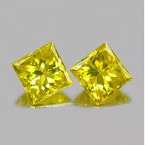 Par Diamantes Amarelo Canário, Totalizando 28 Pts Vs1 !