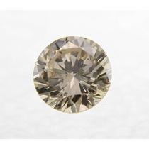 Diamante 0.60ct - Marrom - Vs2 - Brilhante - Certificado