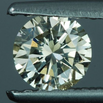 Diamante 0.28ct - Cor K - Si2 - Lap. Brilhante Certificado