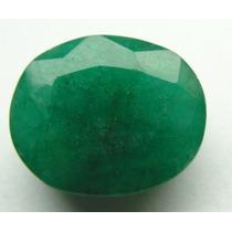 Esmeralda 100% Natural Oval Verde 10.80 Cts! Ref.:259