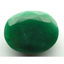 Esmeralda 100% Natural Oval Verde 10.10 Cts! Ref.:226