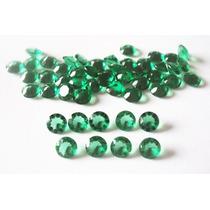 Zirconias Esmeraldas 20 Pedras.