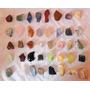 Frete Grátis Pedras Brutas Coleção 50 Peças Só 100,00