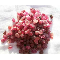 Rubi Bruto-lote 500cts(100grs)rosado- Lapidavel
