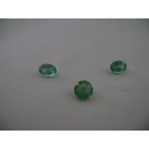 Natural Pedras Lindo Conjunto Esmeralda Para Brinco E Anel