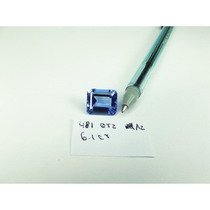 Quartzo Obsidiana - Azul Safira - Natural - 6,10 Cts