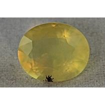 Rsp 620 Linda Opala Amarela Oval Natural Com 5 Ct