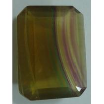 Fluorita Natural Para Coleção Ou Fazer Um Pingente 74,95 Cts