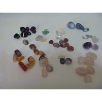 Pedras Brasileiras Semipreciosas Lote