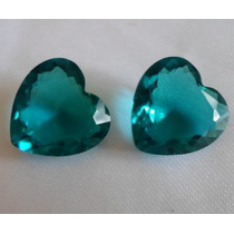 Lindo Cristal Turmalina Da Paraíba - 15 X 15 - 2 Pedras!