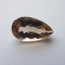Fumê Morion Pedra Preciosa Natural 3014