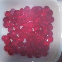 Cristal De Rubi 10 Pedras - 5mm