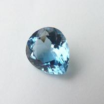 Topázio Natural Swiss Blue Pedra Preciosa 3436