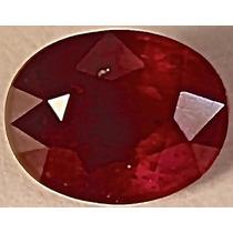 Rsp 1545 Rubi Sangue De Pombo 9x7mm Com 2,8 Ct