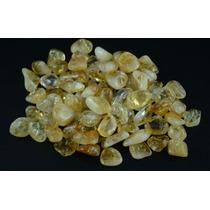 1 Kg - Pedras Roladas Citrino - Citp2