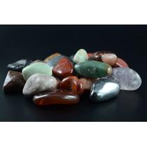 1 Kg -pedras Roladas Mistas - Pmg
