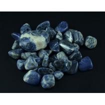 1kg -pedras Roladas Sodalita - Sp
