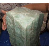 52kgs Gigante Agua Marinha Mineral * Qualid Top,frete Gratis