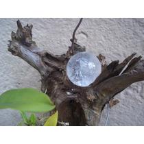 Linda Bola De Cristal Transparente - Magia Wicca Bruxaria