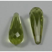11,27 Cts Belíssimo Green Gold Verde Lemon Furado 0510