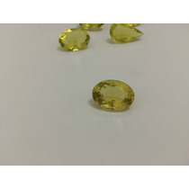 Quartzo Amarelo Green Gold Natural Lapidado Extra 15,5ct