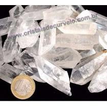 2 Kg Cristal Pontas Brutas Quartzo P Meditação Frete Barato