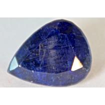 Rsp 787 Linda Safira Natural Africana Azul Com 9,8 Ct