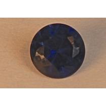 Rsp 1665 Safira Azul Volta 6mm Com 0,8 Ct