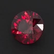 Coração De Rubi Birmanês Vvs1 Com 5,55cts 10,13x10,13mm