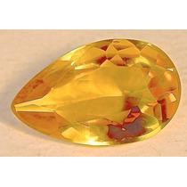 Rsp 2420 Safira Amarela Pera 13,97x9,03mm Com 3,15 Ct
