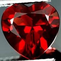Coração De Rubi Birmanês Vvs1 Com 23,55cts 18,13x18,13mm