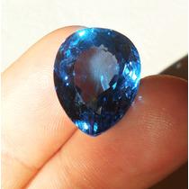 Belíssimo Topazio Swiss Blue 20,75 Cts