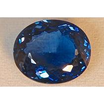 Rsp 1390 Topázio Azul Oval16,89x14mm Com 14,35 Ct
