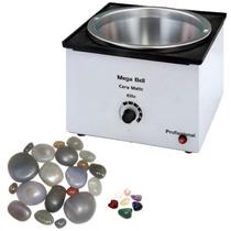 Aquecedor 2,5 +12 Pedras Quentes Ágata P/massagem
