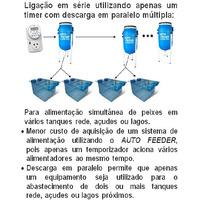 Alimentador Automático / Tanques Rede / Alevinos
