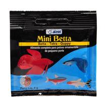 Ração Alcon Mini Betta - 10 G