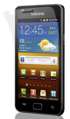 Película Fosca Anti Reflexo E Digital Samsung Galaxy S2 S Ii