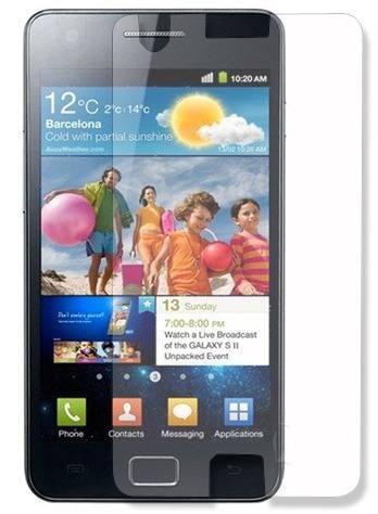 Pelicula Protetora Para Samsung Galaxy S2 I9100 Fosca!
