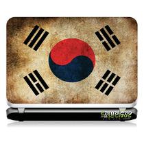 # 22 Adesivo Notebook Coreia Do Sul (14,1