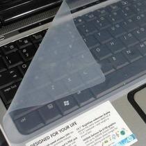 Pelicula P/ Teclado De Notebook,netbook Silicone Frete Grati