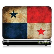 # 18 Adesivo Notebook Bandeira Panama (14,1