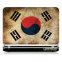 # 22 Adesivo Notebook Coreia Do Sul (15,4
