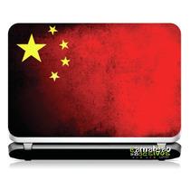 # 21 Adesivo Notebook Bandeira China (14,1