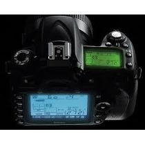 Protetor Profissional Lcd Vidro Nikon D90 Com 2 Protetores