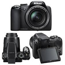 Protetor Profissional Lcd Vidro Óptic Nikon P510 P520 P530