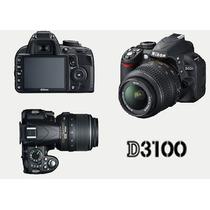 Protetor Profissional Lcd Vidro Nikon D3100- Veja O Vídeo